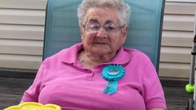 105-year-old cancer survivor, great-grandmother beats COVID-19