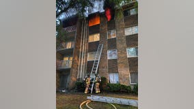 One dead after apartment fire in Fairfax County