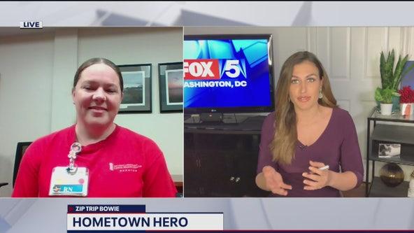 FOX 5 Zip Trip Bowie: Hometown Hero