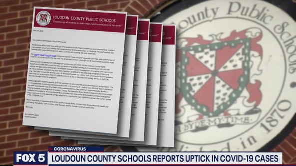 Loudoun County Public Schools reports uptick in COVID-19 cases
