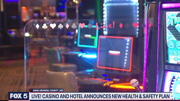 Big changes coming to Live! Casino & Hotel in Maryland amid pandemic