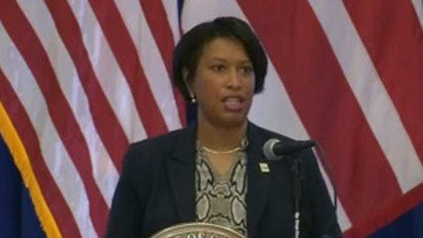 DC Mayor Muriel Bowser says 'we can still make it' to Friday phase 1 reopening