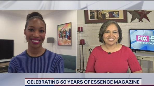 Celebrating 50 years of Essence Magazine