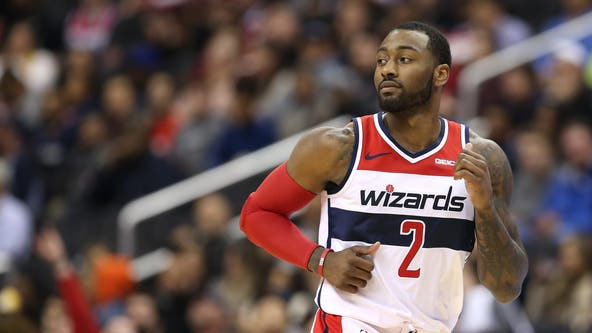 Wizards to face John Wall tonight for the first time since he was traded
