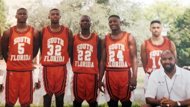 ` College classmate, coach remember George Floyd