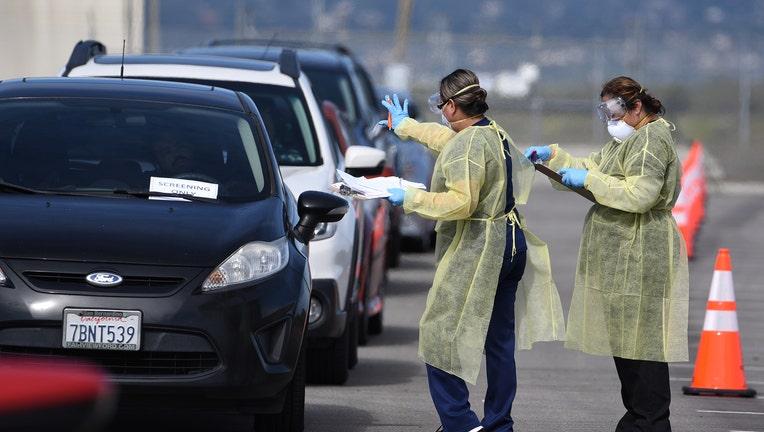 cef5d931-California Coronavirus Testing in Vehicles