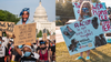 Some of the most powerful anti-racism signs seen in the DC protests