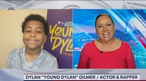 Tyler Perry's Young Dylan star, Dylan Gilmer, dishes on his hit show and aspiring hip-hop career
