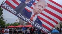 Six Trump staffers setting up Tulsa rally test positive for coronavirus
