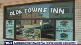 Some Prince George's County businesses predict long term effects of temporary closures