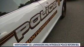 Montgomery County lawmakers to introduce police reform bill