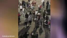 Ocean City, Maryland police investigating after large brawl breaks out on boardwalk, beach