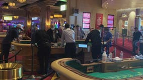 Same games, new rules for West Virginia casino due to coronavirus