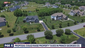 Proposal could raise property taxes in Prince George's County