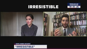 Rose Byrne talks Irresistible