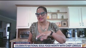 Cooking with Como: Celebrate National Soul Food Month with 'Chef Lorious'