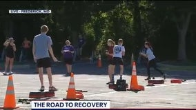 Road to Recovery: Frederick