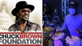 Chuck Brown Foundation helping struggling Go-Go bands during pandemic