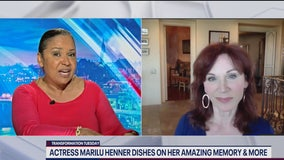 Marilu Henner's tips for improving your memory