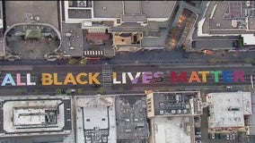 Motion to save All Black Lives Matter mural in Hollywood