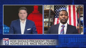 How should POTUS address race relations, NFL protests?