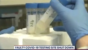 Maryland officials order COVID-19 testing site shut down; warn results may be incorrect