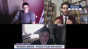 Russo Brothers talk Russo Brothers Pizza Film School