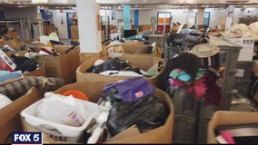 Goodwill of Greater Washington temporarily stops accepting donations due to surplus