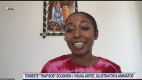 DC based visual artist recognized by Beyonce