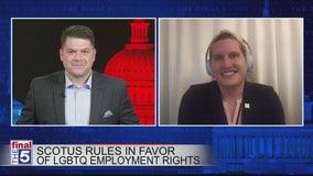 Reaction to landmark SCOTUS ruling on LGBTQ equality