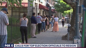Election problems in DC, MD primaries lead to calls for officials to resign
