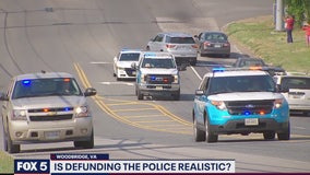 Is defunding the police realistic? Lawmakers weigh in