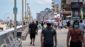 Ocean City becoming one of Maryland's coronavirus hot spots