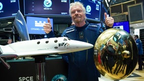 Virgin Galactic inks NASA deal for commercial space flights