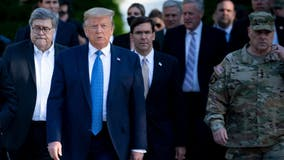 Trump stresses unity at West Point amid tension with military