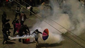 Scottish Parliament votes in favor of immediate suspension of tear gas, rubber bullet exports to US