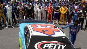NASCAR rallies around Bubba Wallace as FBI investigates noose