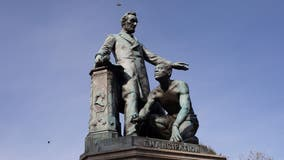DC Lincoln Park 'Emancipation' statue among monuments drawing scrutiny