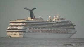 Report: 40,000 cruise ship workers still trapped at sea
