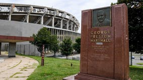 Redskins removing ex-owner George Preston Marshall from Ring of Fame