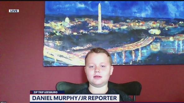 FOX 5 Zip Trip Leesburg: Junior Reporter