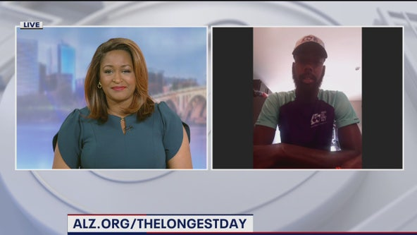 Man to ride bike from DC to Philly for Alzheimer's Association
