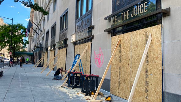 Vandals, looters leave behind stunning amount of damage in DC