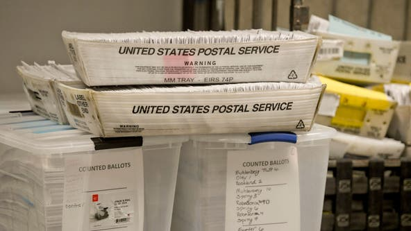 Mail-in ballots thrust Postal Service into presidential race