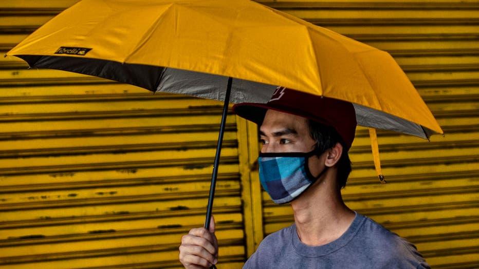 Philippines Eases Lockdown Amid The Coronavirus Outbreak