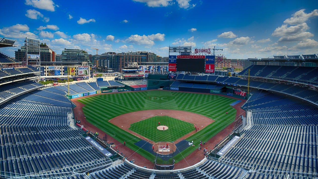Nationals announce positive COVID-19 case on eve of opening day