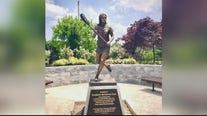 Yeardley Love honored by One Love Foundation with statue at US Lacrosse national headquarters