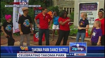 FOX 5 Zip Trip Flashback: A Takoma Park Fourth!