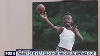 Family of 11-year-old shot and killed speaks out