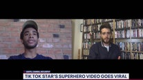 Viral TikTok star Julian Bass talks Favorite Heroes